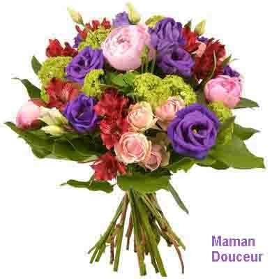 Fleuriste cou ron grain de pollen les cr ations for Bouquet de fleurs quimper