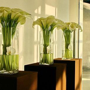 Entreprise, abonnement floral